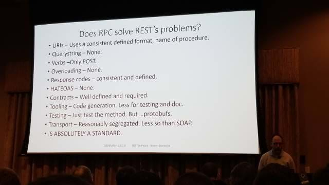 Does gRPC solve REST Problems?