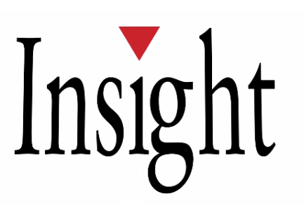 Insight's past Logo
