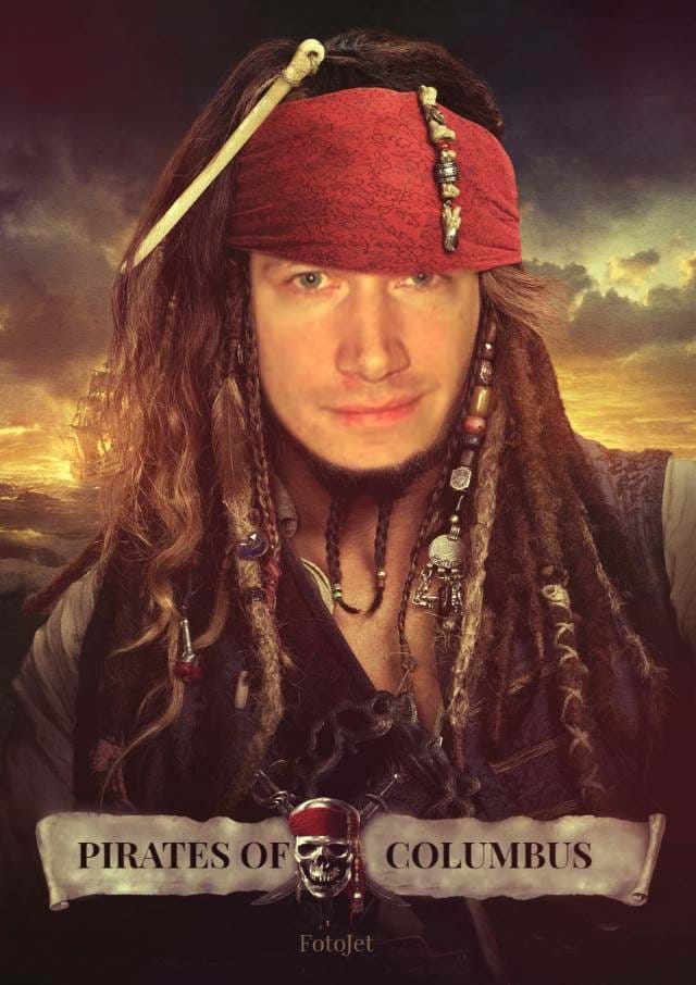 Image of Pirate from FotoJet.com