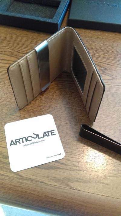 Articulate Money Clip