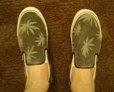 My New Vans for Codemash
