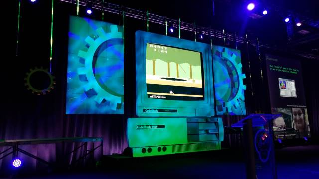 Codemash 2019 main stage