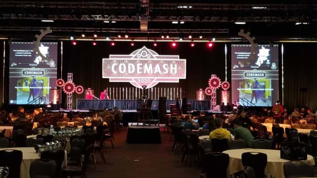 Codemash 2020 Main Hall