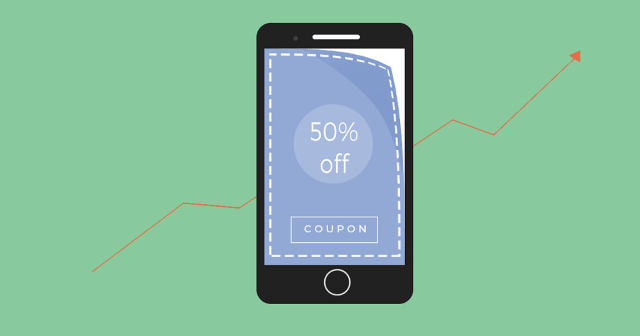 50% off mobile image