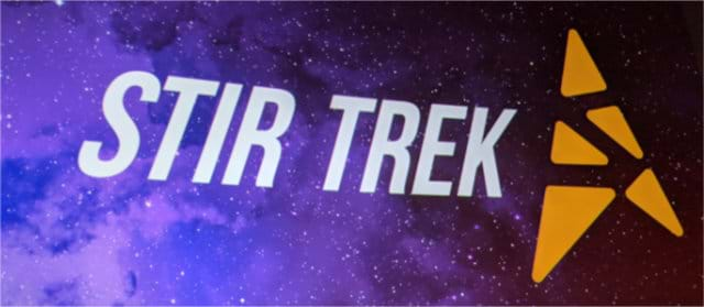 StirTrek 2018 Logo